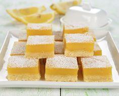Dieses Lemon-Brownie-Rezept ist sehr einfach und mal was anderes als die klassischen Schokoladen-Brownie Rezepte. Erfrischend lecker!
