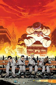 Ghostbuster Deviations cover by nelsondaniel.deviantart.com on @DeviantArt