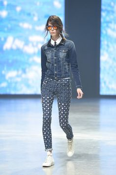 Diesel Fall 2014 Ready-to-Wear Collection Slideshow on Style.com
