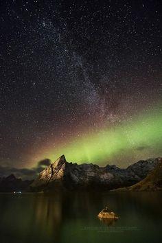 Reine Milky Way by jccortina