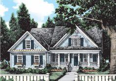 Mcarthur Park - Home Plans and House Plans by Frank Betz Associates