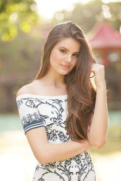 Camila Queiroz - Atriz - actriz - modelo - fashion model - Brasil - brasileira - brasileño - Brazil - Brazilian - telenovela - novela - tv - verdades secretas - secret truths - Angel - cabelo - hair - pelo - bonito - beautiful - hermosa - longo - comprido - long - largo - inspiration - inspiração - inspiración - estilo - style - vestido - dress