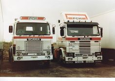 Scania 111 and 142