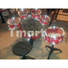 Awesome Little Drum Set!