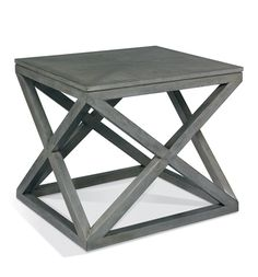 CTH-Sherrill Occasional - Side Table - 375-940