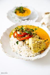 Curry, Eggs, Breakfast, Food, Baked Tofu, Carrots, Gourmet Cooking, Red Bell Peppers, Vegetarian Recipes