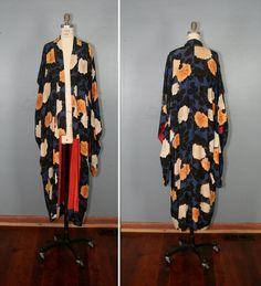 1930s kimono / silk