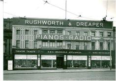 Rushworth and Dreaper, Liverpool.