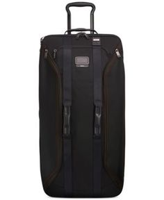 356851cde2d7 Tumi Alpha Bravo Jacksonville Large Wheeled Split Duffel Bag - Black