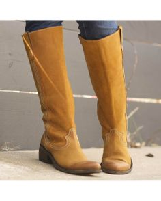 Independent Boot Company Women's Britton Hill Boot - Honey