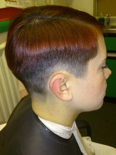All sizes | Nice re trim and under shave on one of my clients | Flickr - Photo…
