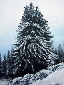 Image result for winter greenman photos