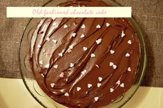 March 21, 2014 On my mum's B-day, everyone loves this recipe ^.^ I added some almonds instead of litlle sugar heart