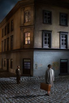 Once Upon A Time In Kazimierz: Stories from the Old World - Photographs and text by Richard Tuschman | LensCulture