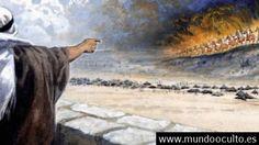 Carros de Guerra entre las Nubes: Posible Avistamiento OVNI en el antiguo Israel?