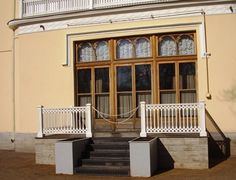 Cottage d'Alexandra - Peterhof - Construit entre 1826 et 1829 par Andre Menelaws pour l'épouse de Nicolas Ier.