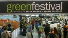 Spreading the green message: NYC green festival 2012