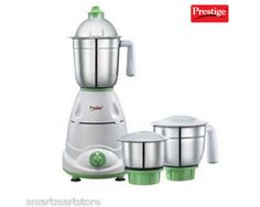 Prestige Stainless steel Tulip Mixer Grinder (550-Watt) (With 3 Jars) Buy Online Best Price