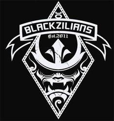 Imperial Athletics / Blackzilians logo