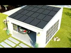 Solar Power - Solar Panels - Solar Powered Carport