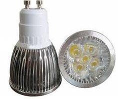 Foco Led 5 Watts 600 Lumenes MR16 GU10 Alta Eficiencia Plus 120 Modelo  CIP-LSL-5W-600L-GU10 Condición  Nuevo  Marca Ciprés Alta Eficiencia. Serie PLUS 120. Flujo Luminoso de 600 Lúmenes. Potencia de 5 Watts. Eficiencia Luminosa de 120 Lúmenes por Watt.