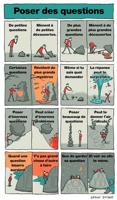 Incidental Comics le strisce a fumetti di Grant Snider Creative Writing, Writing Tips, Writing Prompts, Cute Comics, Funny Comics, Questions To Ask, This Or That Questions, Narrativa Digital, Fun Facts