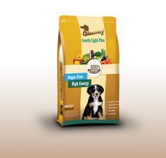 Packaging Design Dog Food CaniNutrix by cemakkaya.deviantart.com on @deviantART