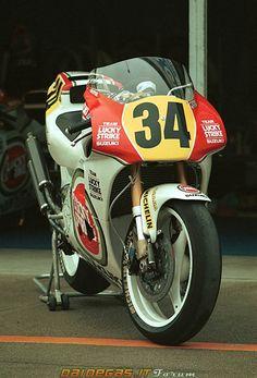 Suzuki RGV 500-Kevin Schwantz