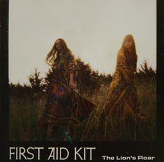 first aid kit _ the lions roar