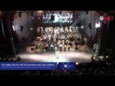 Juan Gabriel ante más de 140 mil juarenses - YouTube