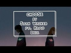 Stan Walker - Choose Lyrics (ft. Hamo Dell) - YouTube New Lyrics, Bell Button, Don't Forget, Chill, Thankful, How To Remove, Social Media, Messages, Songs