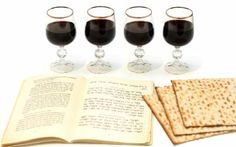 Organizational tips for getting your house organized and ready for Passover.