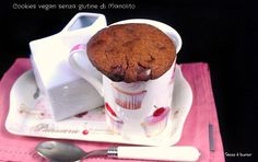 Cookies vegan senza glutine di Manolito http://www.senzaebuono.it/cookies-vegan-senza-glutine-di-manolito/