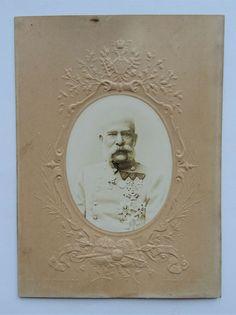 Kaiser Franz, Vintage Photos, Joseph, Frame, Ebay, Picture Frame, Old Photos, Frames, Hoop