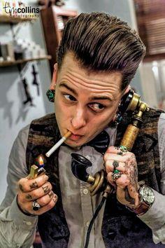 #cigar #fumando