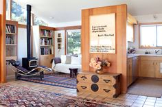 Home of Leonard Koren | A Thing of Beauty | Photo credit: Paul Dyer for the New York Times