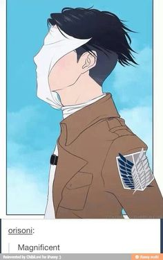 Levi Ackerman, funny, text, wind; Attack on Titan - Life throws you curves…