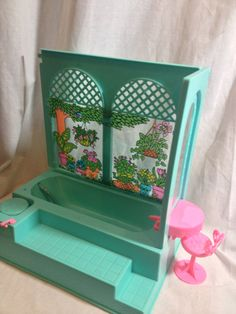 BARBIE Beauty Bath Vintage 1975 Mattel w Original by Colbyscreek, $14.99