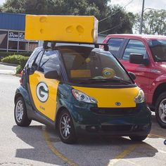 "GreenBay ""Cheesehead"" smart"