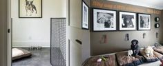 Discover a private enclave for your pooch with the top 60 best dog room ideas. From crates to wash stations, explore unique canine interior space designs. Dog Yard, Dog Fence, Tactical Dog Harness, Dog Bedroom, Puppy Room, Cool Dog Houses, Animal Room, Dog Rooms, Outdoor Dog