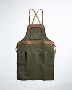 """Vanport Outfitters and Hand-Eye Supply's """"American Craftsman Apron"""" ($115)"""