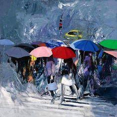 Painting by Antonio Tamburro