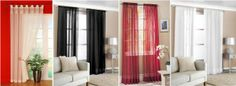 Beautify your home at FLAT 20% OFF on Window n Door Curtains starting @230 only !!!