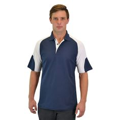 Global Citizen Mens Infinity Polo GMFP10 Available online from www.skyflower.co.za