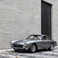 "3,987 Me gusta, 23 comentarios - Thomas Howarth (@horsepower_hunters) en Instagram: ""Lovely Lusso. #Ferrari #250 #Lusso"""