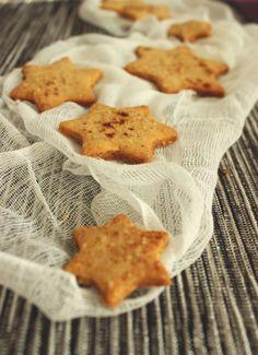 M's Bakery: Keksi od badema i cimeta / Almond Cinnamon Cookies