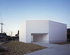 Casa White Cave / Takuro Yamamoto Architects
