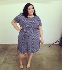 plus size megan-dress Curvy Outfits, Plus Size Outfits, Plus Size Bodies, Plus Size Beauty, Curvy Women, Types Of Fashion Styles, Street Fashion, Plus Size Fashion, Perfect Fit