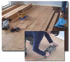 PLY Wood Floors By Layers Of Learning Blog, Keywords, Wood Flooring DIY, Inexpensive Wood Flooring, Plank Wood Flooring, Plywood Wood Flooring, Swedish Decorating, Period Style Flooring,