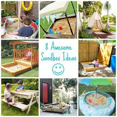 8 Awesome Sandboxes for Your Backyard or Balcony - Homes.com